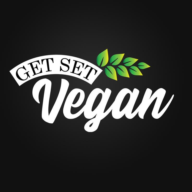 Get Set Vegan Logo