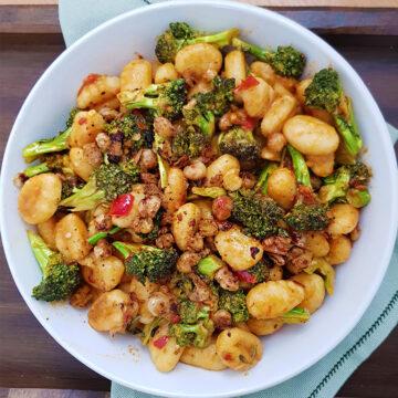 pan fry gnocchi recipe