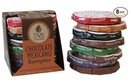 taza vegan chocolate discs