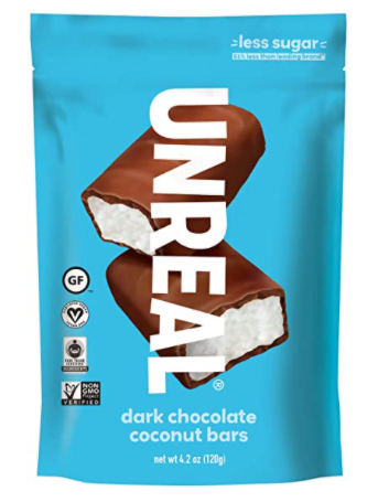 vegan chocolate snack pack