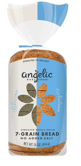 Angelic Bakehouse, vegan Bread Whole Wheat
