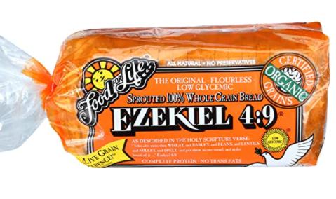 Ezekiel 4:9 Sprouted Whole Grain Bread