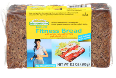 Mestemacher Fitness Bread