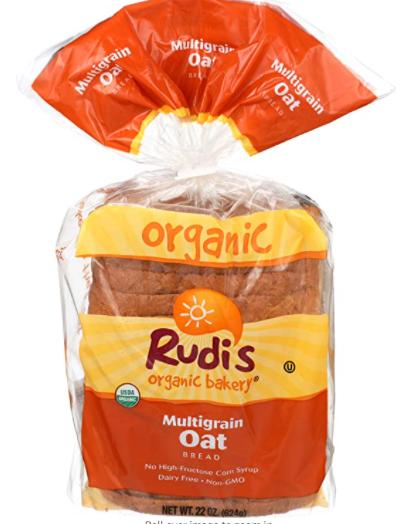 Rudi's Organic Multigrain Oat Bread