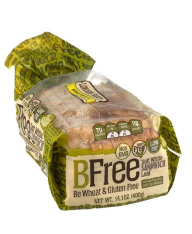 BFree Vegan Soft White Sandwich Bread,
