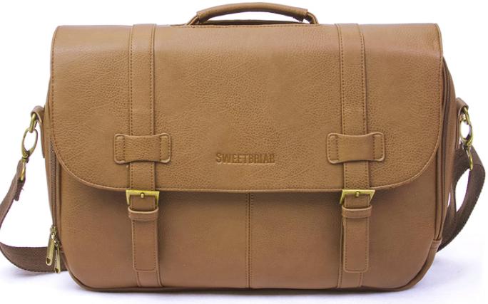 skin color vegan leather bag