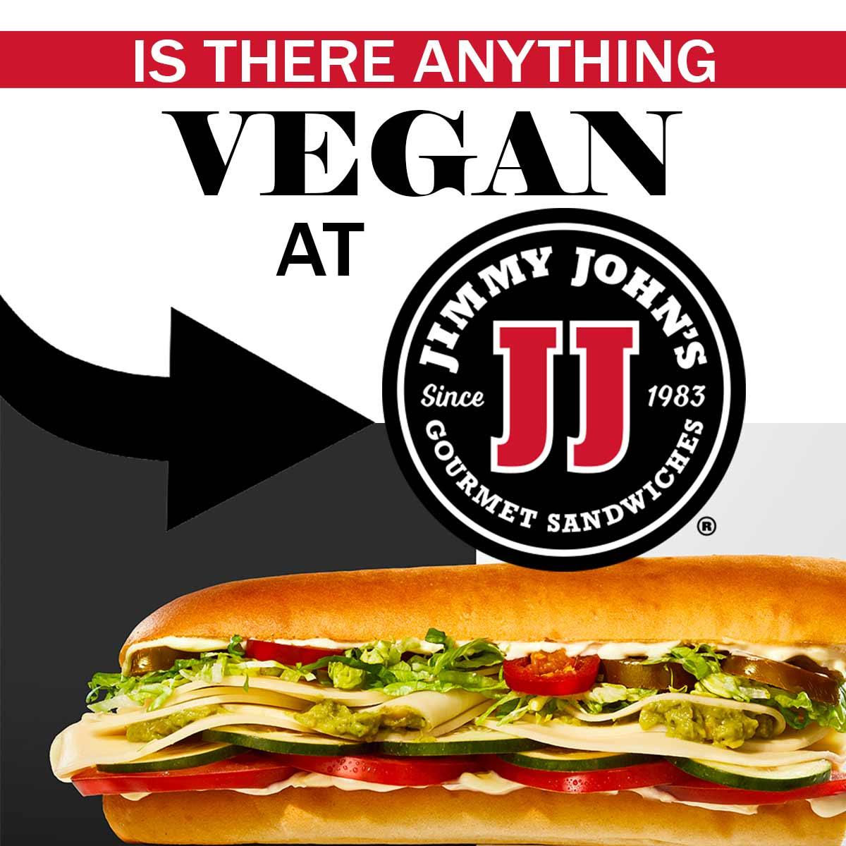 Jimmy John's Vegan Options
